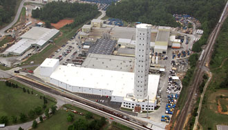 New Compounding facility at Abbeville plant