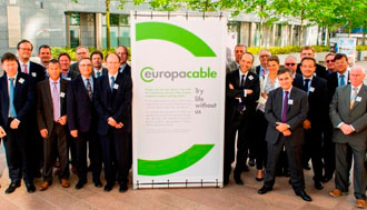 CEO Valerio Battista elected new Europacable President
