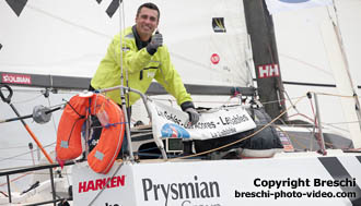 Prysmian and Pedote won first leg of Les Sables Les Açores