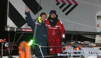 Pedote e Josse vincono la Lorient-Bretagne Sud Mini 2014