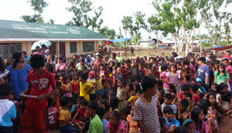 Two new classrooms for the Lipayran School
