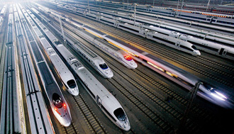Rolling Stock cables for the Shanghai metro