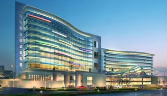 Cavi resistenti al fuoco per il nuovo ospedale di Suzhou, Cina
