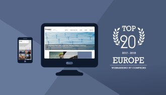 Webranking Europe: Prysmian Group in the TOP 20