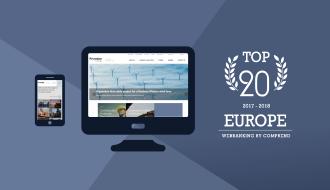 Webranking Europe: Prysmian Group nella TOP 20