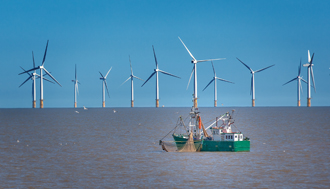 New solution enabling up to 15% cost reduction of offshore wind farms