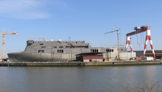 Nuova fornitura per applicazione navale