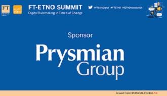 Prysmian Group sponsor of<br> FT-ETNO Summit 2017