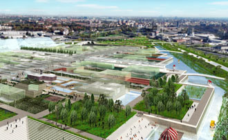 Super safe eco-sustainable cables for EXPO 2015 site