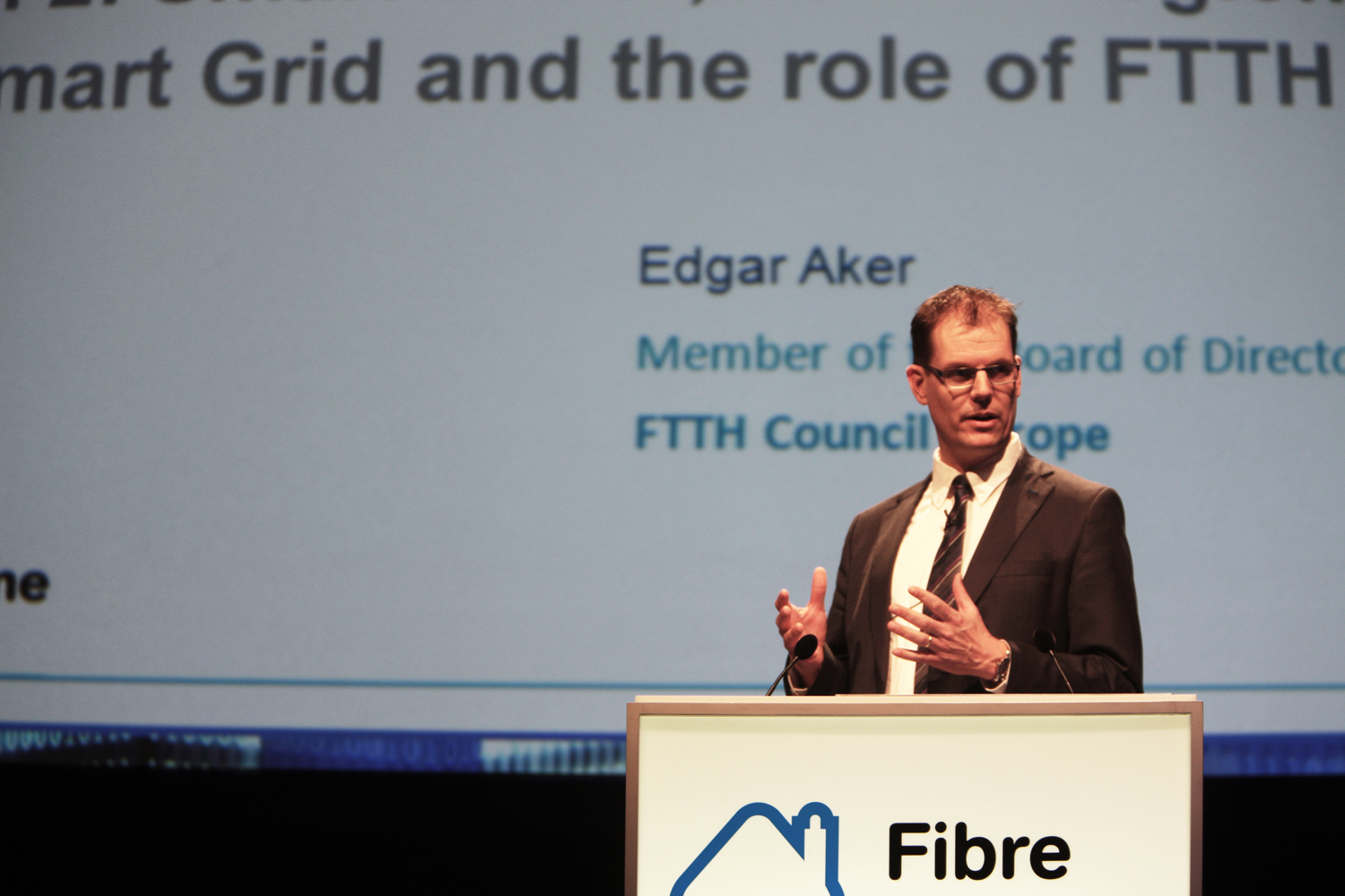 Edgar Aker di Prysmian Group nuovo Presidente di FTTH Council Europe