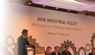 European Aluminium's event on Industrial Policy