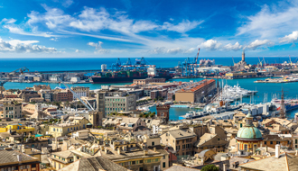 I cavi Prysmian per il più grande porto italiano