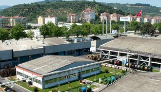 Potenziato lo stabilimento turco di Mudanya