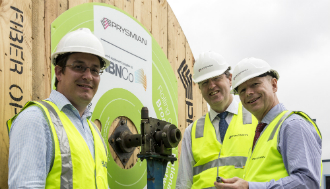 First milestone achieved for the Australian NBN project