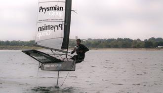 Una nuova sfida per il nostro skipper G. Pedote