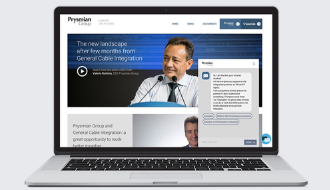Blu Bot, the first Prysmian Group's chatbot, now available