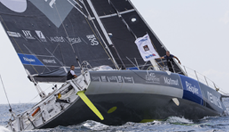 Prysmian Group and Giancarlo Pedote sail for the Transat Jacques Vabre 2017