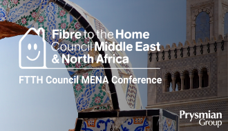 Prysmian Group alla FTTH Council MENA Conference di Tunisi