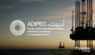 Prysmian Group at ADIPEC 2017