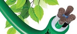Il cavo elettrico più sicuro e sostenibile sul mercato