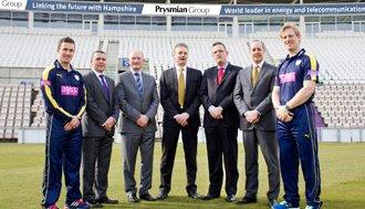Sponsor dell'Hampshire Cricket
