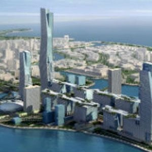 King Abdullah Economic City chooses VertiCasa<sup>XS</sup>