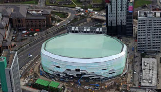 Prysmian supplies FP200 Gold to Leeds' First Direct Arena