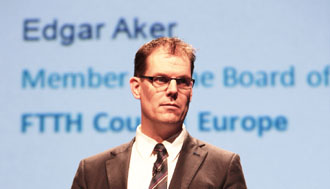 Prysmian Group at FTTH Conference: interview with E. Aker