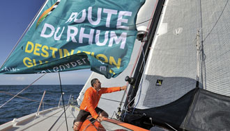 Prysmian and Pedote at the legendary Route du Rhum