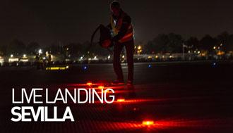 Solar Impulse completa la traversata dell'Atlantico e atterra a Siviglia