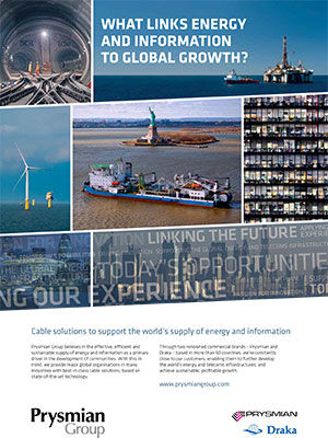 Prysmian Group Corporate Ad