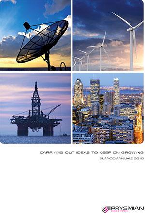 Bilancio annuale 2010