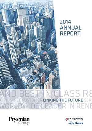 Bilancio annuale 2014