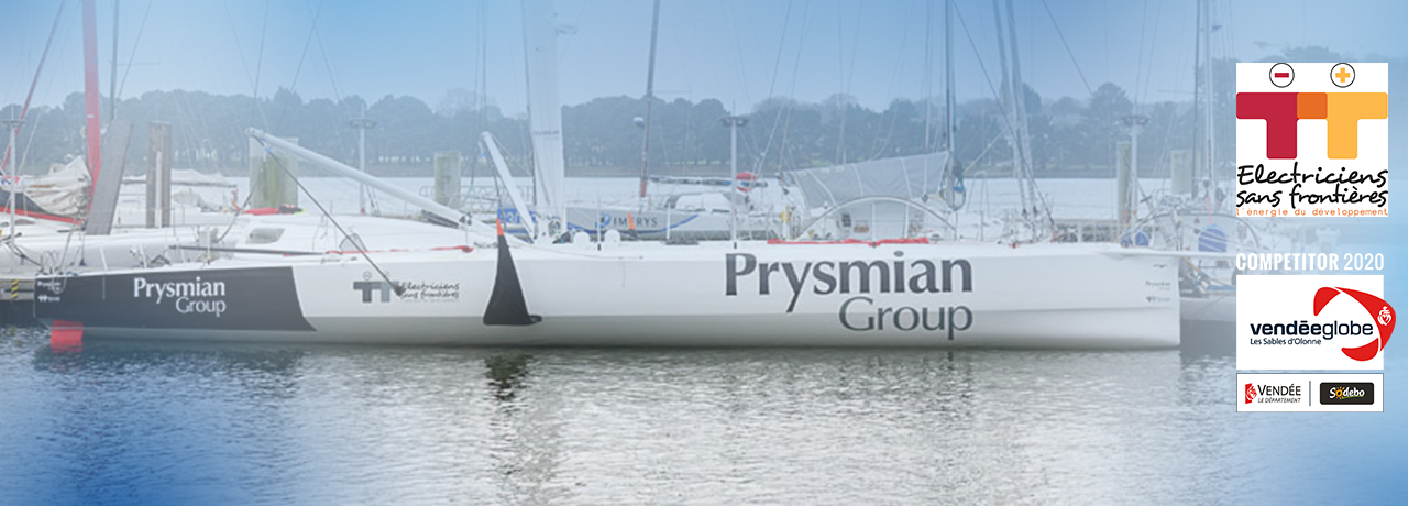 After the 3rd place in the Bermudes 1000, the next goal of Pedote and Prysmian group is the Armen Race