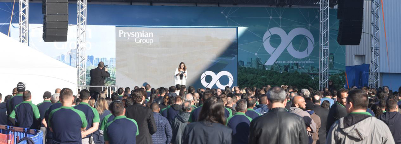 Prysmian accelerates integration with General Cable in South America