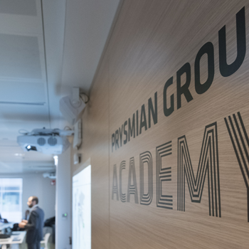 Prysmian Academy: where our people grow