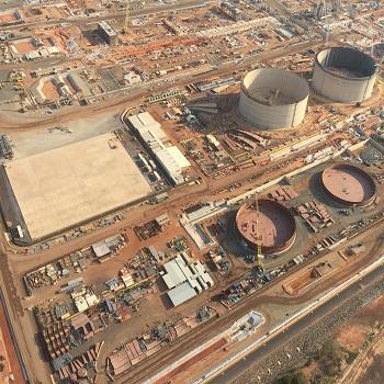 Wheatstone LNG