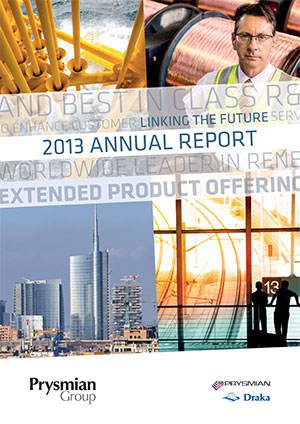 Annual Report 2013 - STAYING THE COURSE