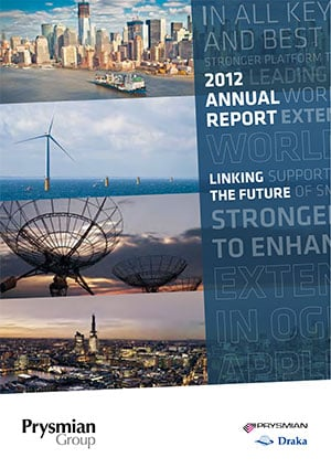 Annual Report 2012 - ENDURING PERFORMANCE