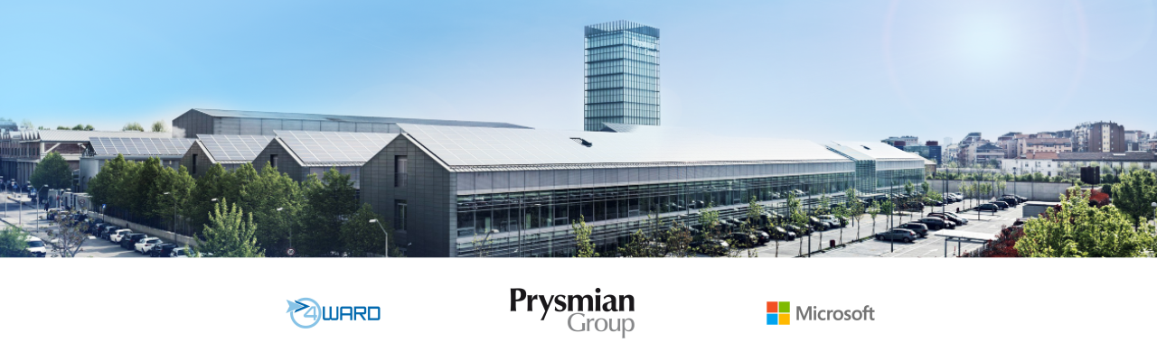 Prysmian and Microsoft: cloud computing and smart working, agents for business transformation