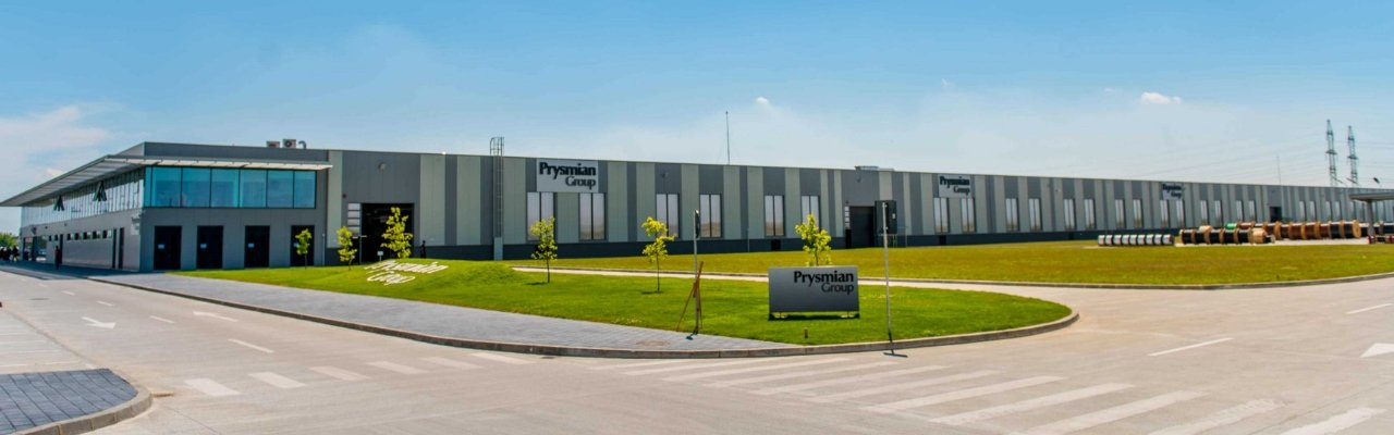Prysmian Group's plant in Slatina, Romania, awarded by JAC for its sustainability performance