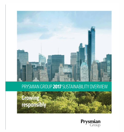 2017 Sustainability Yearly Overview