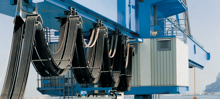 Festoon Cables Round Prysmian Group