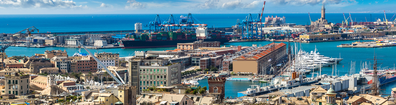 Prysmian cables for Italy's largest port