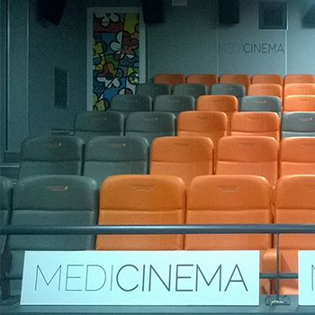 Prysmian Group supports MediCinema helping patients in a Milan hospital
