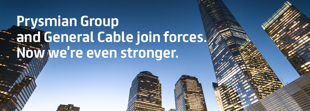 Prysmian Group | Cables, Energy System and Telecom Solutions
