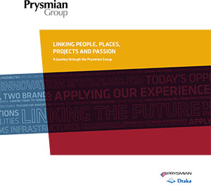Prysmian Group Corporate Brochure