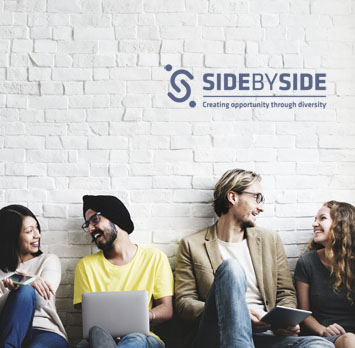 Side by Side - Creating opportunity through diversity