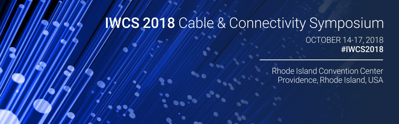 Prysmian Group sponsors IWCS 2018 International Cable & Connectivity Symposium