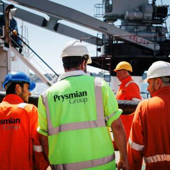 Prysmian prepares for its big offshore push